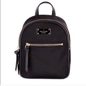 💫New💫 KATE SPADE Mini Bradley  Nylon Backpack